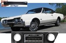 CD Player & NEW* 300 watts AM FM Stereo Radio '66-67 Olds Cutlass, 442 iPod USB