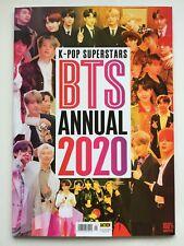K - Pop Superstars : BTS ANNUAL 2020