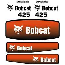 Bobcat 425 Decals Stickers Kit for Bobcat 425 Mini Excavator