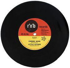 """LITTLE ESTHER  """"CHERRY WINE""""  KILLER R&B MOVER   LISTEN!"""