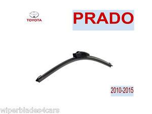 Flexible Windscreen Wipers suit Toyota PRADO 2012 - 2013 (150 series)   (PAIR)