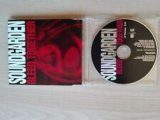 SOUNDGARDEN – ''BLEED TOGHETHER (LP VERSION)'' PROMO CD SINGLE.