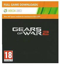 Downloadable Microsoft Gears of War 2 Xbox 360 & Xbox One full game code DLC