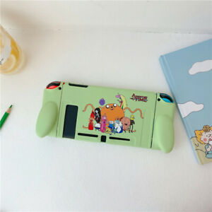 Cute Cartoon Adventure Time Nintendo Switch Case soft Shell Bag Protective cover