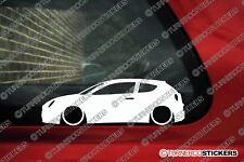2x tuning stickers auto adesivo-for ALFA ROMEO MITO