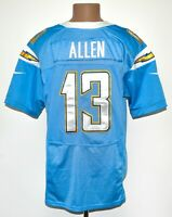 NFL LOS ANGELES CHARGERS AMERICAN FOOTBALL SHIRT #13 ALLEN NIKE SIZE XL (48)