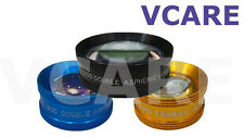 60D in Black + 78D in Gold + 90D Ophthalmic Diagnostic Lens Indian