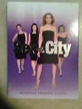 27470//SEX AND THE CITY INTEGRALE SAISON 1 COFFRET  DVD EN TBE