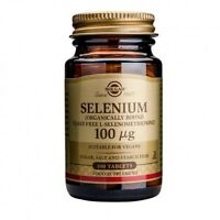 Solgar Selenium 100ug Tablets (Yeast-Free) 100