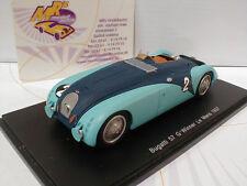 Spark Tourenwagen- & Sportwagen-Modelle von Bugatti