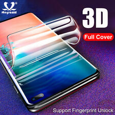 3D Full Cover Screen Protector Soft Hydrogel Film For Samsung Galaxy S10+ S10e