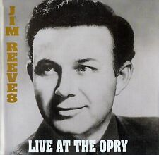 JIM REEVES : LIVE AT THE OPRY / CD