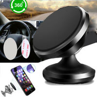 Universal Magnetic Car Mount Sticky Stand Holder Fit For Mobile Device Phone GPS
