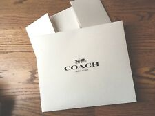 Coach Medium Gift Box Size: 12.5x 10.5x 4.5�