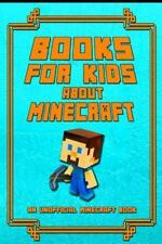 MINECRAFT BOOKS FOR KIDS: AN UNO