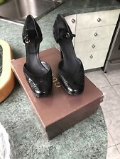 Gucci Pumps Shoes Size 8.5 Or 38.5 Worn Once