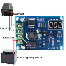 12V-24V Lithium Battery Charger Control Switch Charging Protection Board MI