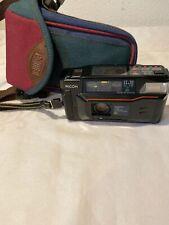 Ricoh FF-70 Analoge Kompakt Kamera 1:2.8 35mm #91 206234