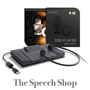 Olympus AS-2400 Digital Transcription Kit  ***FREE UK DELIVERY***