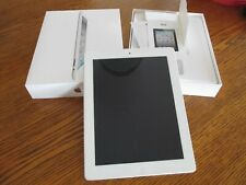 Apple iPad2 WiFi 16GB White 9.7in with Box and Some Docs