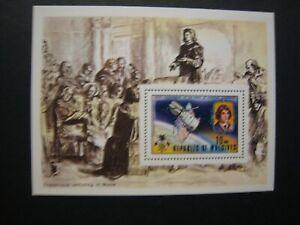 Republic of Maldives Copernicus stamp S/S lot of 6  MNH OG