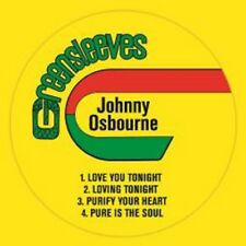 "Johnny Osbourne - Love You Tonight - New 12"" Maxi Single - Pre Order - 16th Feb"