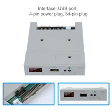 SFR1M44-U100 3.5 pouces 1.44MB Émulateur de Lecteur de Disquettes 1.44MB SSD USB