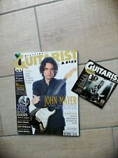 Guitarist and Bass n°234 - John Mayer     AVEC CD