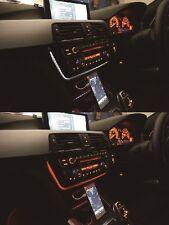 BMW Genuine LED F30 F3X 3 4 M3 M4 Series Illuminated LCI AC/radio Trim Retrofit