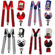 Adam and Eesa Colourful Suspenders for Men and Women Available in Many Colours