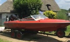 Fletcher 16.5ft 115hp Speedboat