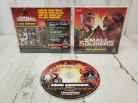 Small Soldiers Squad Commander PC Game 1998 WIN 95 Windows 95