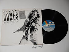 STEVE JONES - MERCY, MCA-42006 MCA PROMO LP