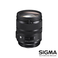 Sigma 24-70mm F2.8 DG OS HSM Art Lens for Nikon *OPEN BOX** **US MODEL**