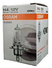 H4 OSRAM Classic P43t BILUX kostengünstig, hohe Lebensdauer 1st. 64193CLC