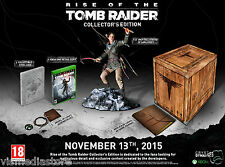 CHRISTMAS DEAL! Rise Of The Tomb Raider Collector's Edition 2015 Xbox One XO
