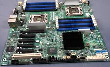 Motherboard Intel S5520HC placa de servidor CPU de doble LGA1366 Chipset Intel 5520