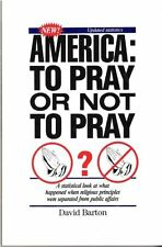 America, To Pray Or Not To Pray?: A Statistical Lo