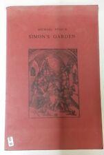 SIMON'S GARDEN by MICHAEL FFINCH - TITUS WILSON- P/B - YEAR - £3.25 UK POST