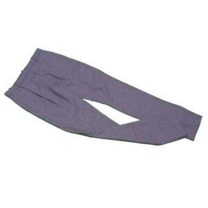 Anteprima Pants Grey Woman Authentic Used C3066