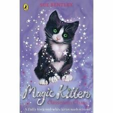 Magic Kitten: Classroom Chaos-ExLibrary