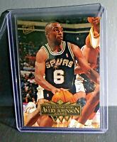 1995-96 Avery Johnson Fleer Ultra #163 Basketball Card