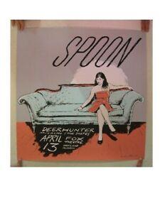 Spoon Silkscreen Poster  S/N