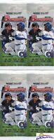 (4) 2019 Bowman Baseball Factory Sealed JUMBO FAT PACKS-76 Cards! HOT!