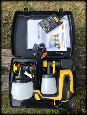 Wagner Flexio 3000 HVLP Interior Exterior & Detail Paint Sprayer w/ Case