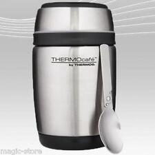 Thermos Thermocafe Isolier-Flasche Speise-Behälter Babykostwärmer 0,4l Edelstal