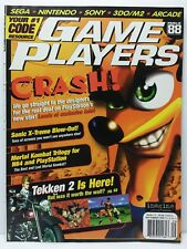 Game Players Magazine Sega Nintendo Playstation 3DO Issue #88 September 1996