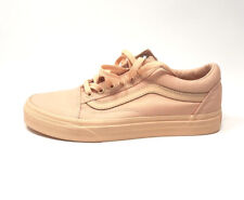 b2044bffdc25f6 Vans Old Skool Mono Canvas Apricot Ice Women s 8 Peach Skate Shoes New