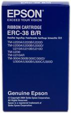 Epson Nastro Nero e Rosso Erc-38brs 0064 2359611