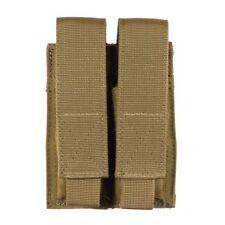Bulle Tan MOLLE Sangle Tactique Double Rifle MAG Pochette Rapide Draw